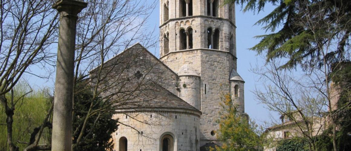 I monasteri della catalogna: Il Monastero di Sant Pere de Galligants, esempio dell'architettura romanica catalana a Girona