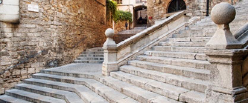 El Call: les emocions i la història al barri jueu de Girona