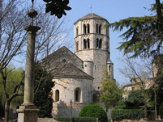 monasterio de sant pere de galligants a girona